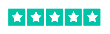 Zoomed in campground star rating on The Dyrt